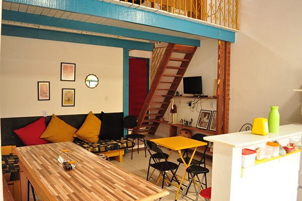 Viela Hostel, em Lençóis