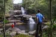 Cachoeira do Calixto, no Vale do Pati | Foto: Caiã Pires