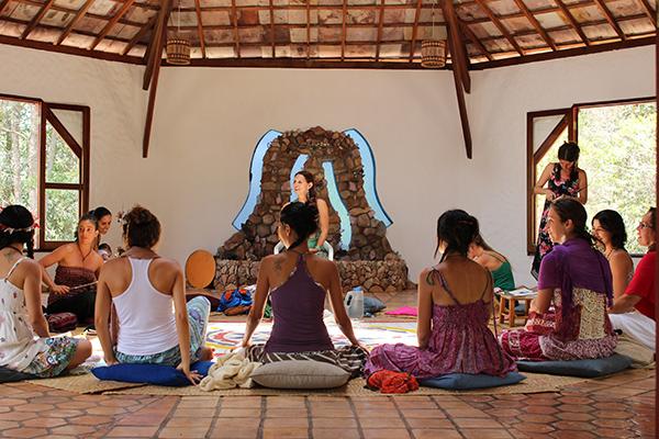 Círculo de Mulheres, na Castelar Alvorada | Foto: Thais de Albuquerque