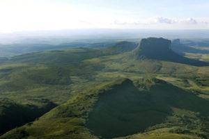 Vista aérea da Chapada Diamantina | Foto: Alberto Coutinho / GOV BA