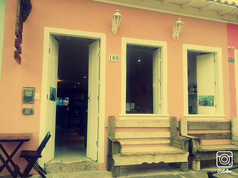 Café Preto Hospedaria | Foto: Divulgação