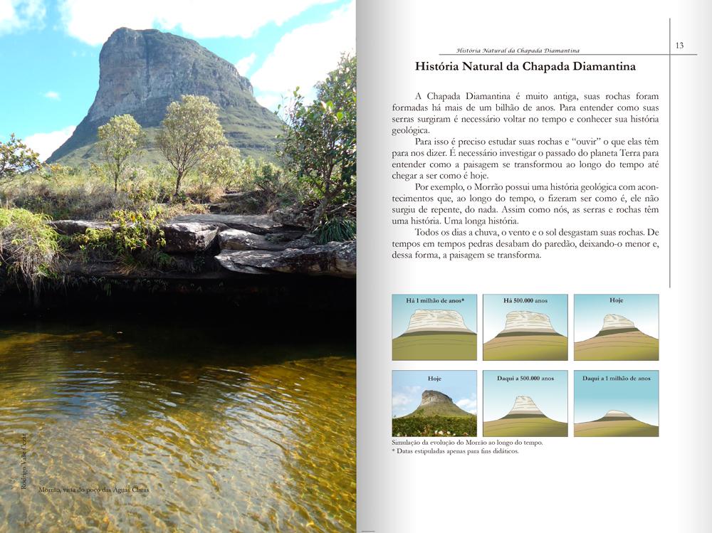 Página Interna do Livro