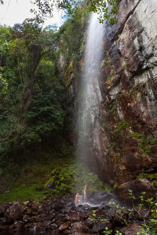 Cachoeira do Patrício. | Foto: Açony Santos