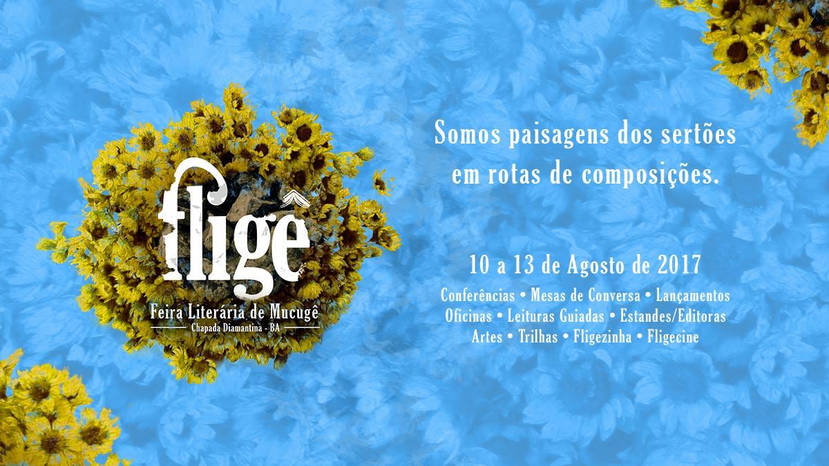 O evento será realizado entre os dias 10 e 13 de agosto, em Mucugê/BA.